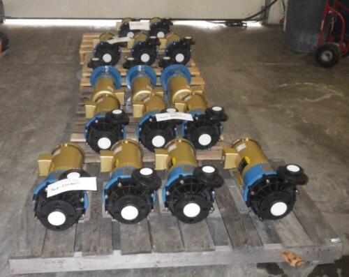 Sulfuric Acid Pump Group